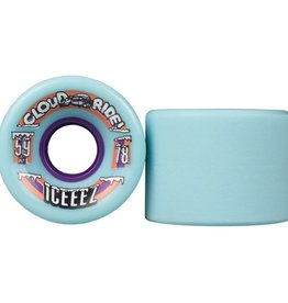 Cloud Ride Cloud Ride- Iceeez- 59mm- 78a- Light Blue- Wheels