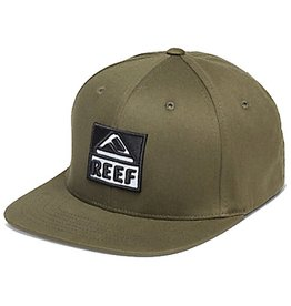 Reef Reef- Classic Block II- Olive- Hat