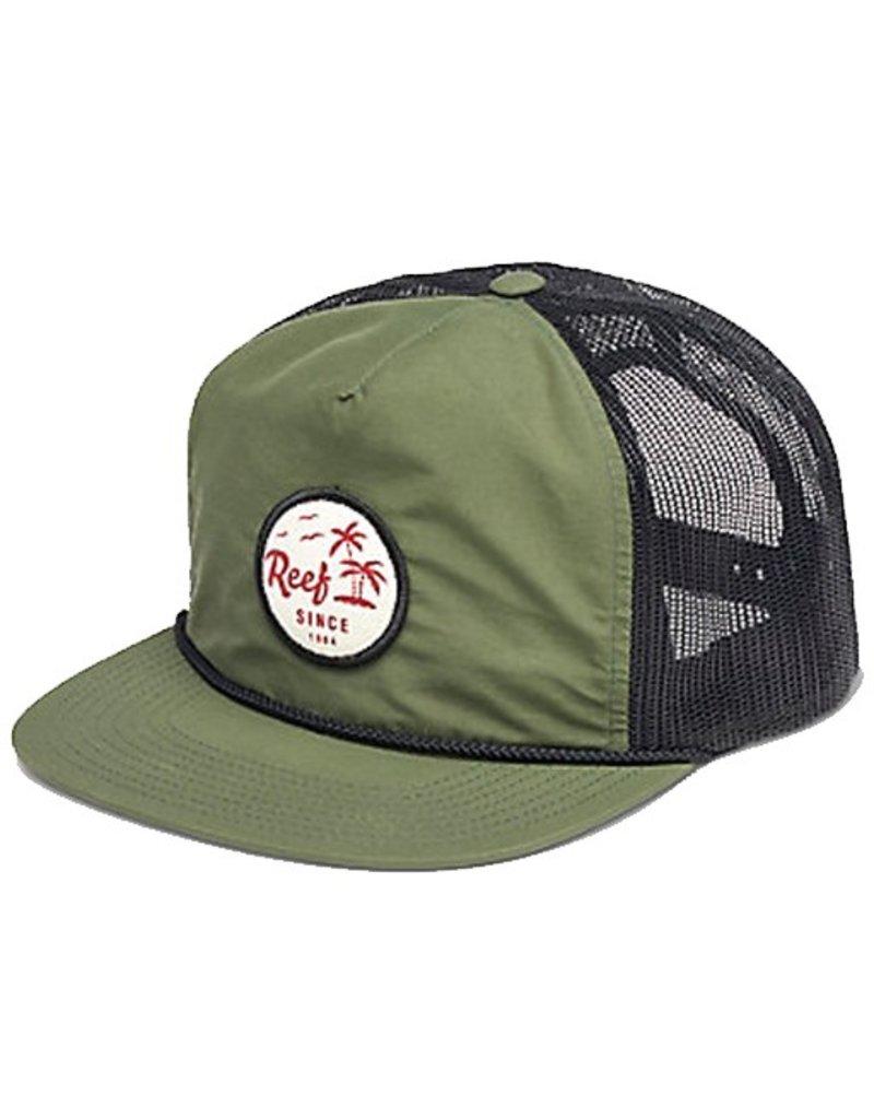 Reef Reef- Island Cap- Olive- Hat