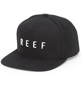 Reef Reef- Motion- Black- Hat