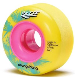 Orangatang Orangatang- Skiff- 62mm- 86a- Yellow- Wheels