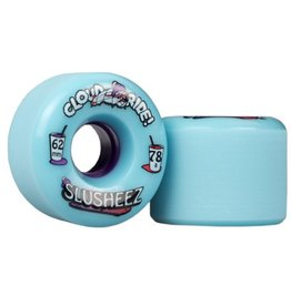 Cloud Ride Cloud Ride- Slushees- 62mm- 78a- Light Blue- Wheels