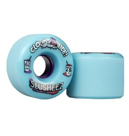 Cloud Ride Cloud Ride- Slushees- 62mm- 78a- Light Blue- Wheels