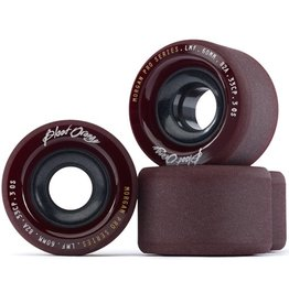 Blood Orange Blood Orange- Morgan Pro Series- 60mm- 82a- Maroon- Wheels