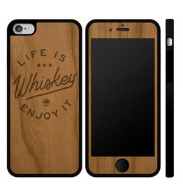 Arbor Arbor- IPhone Case- Life is Whiskey- IPhone 6- Cherry