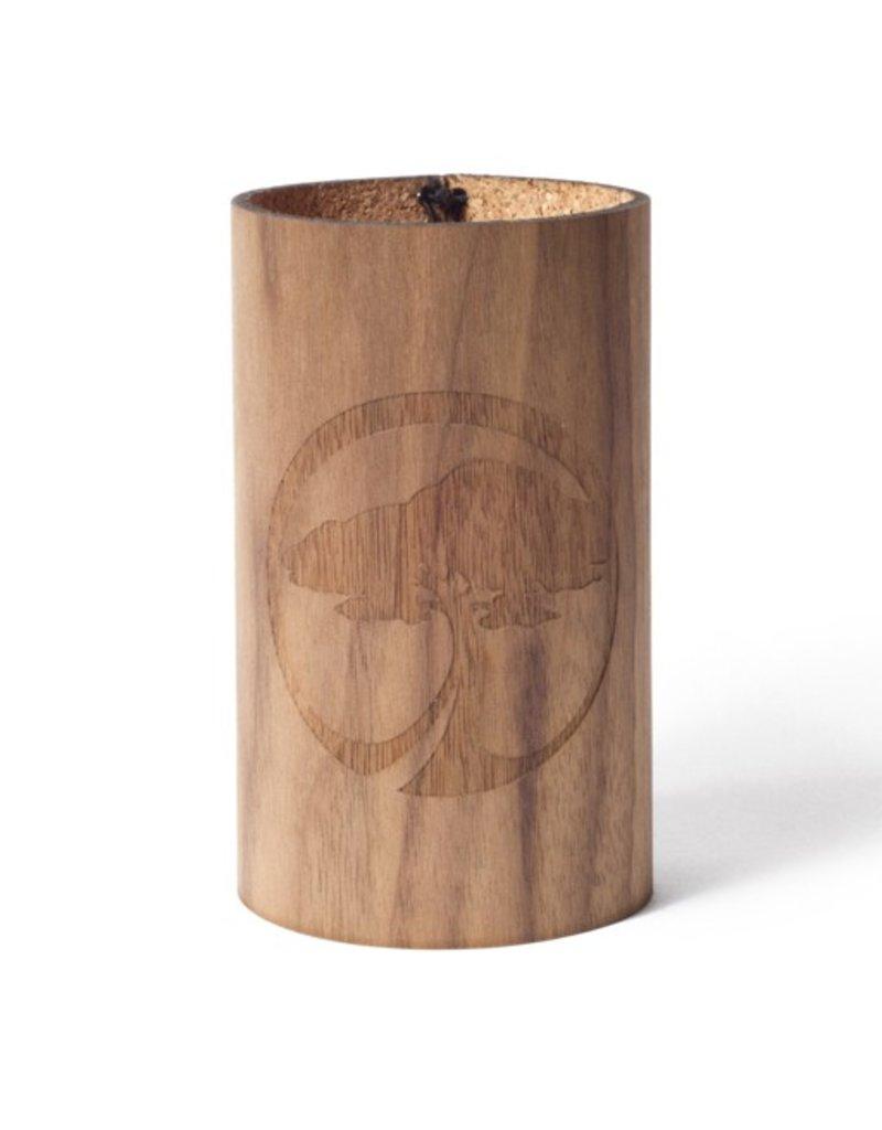 Arbor Arbor- Can Woodzie- Walnut