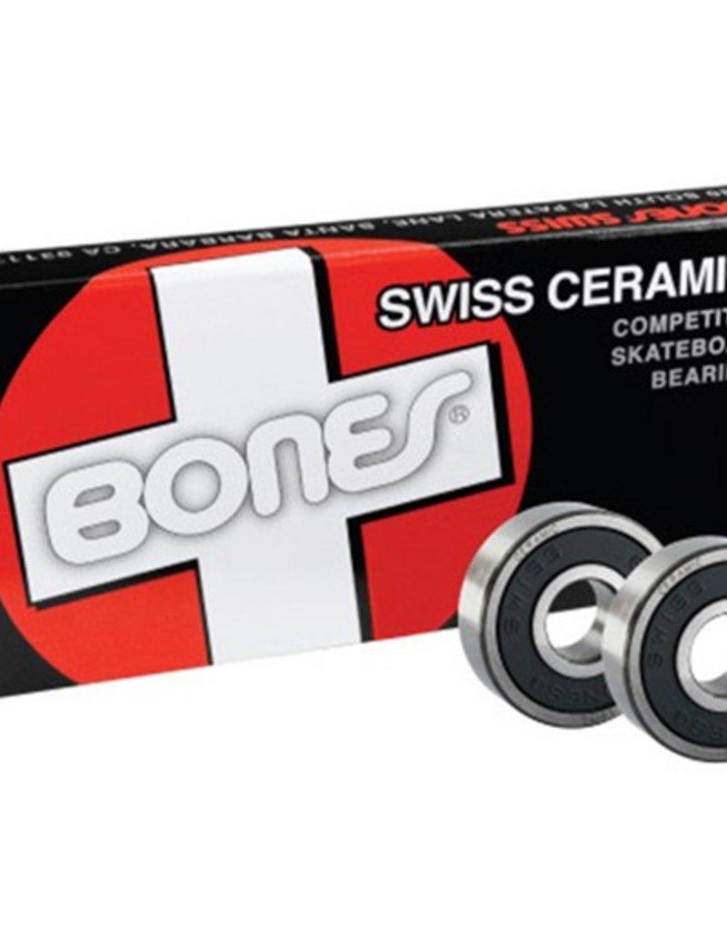 Bones Bones Bearings- Swiss Ceramic- 8mm- Bearings