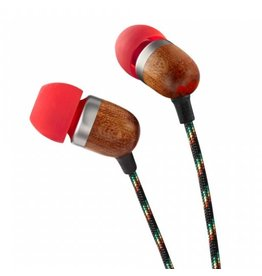 Marley- Smile Jamaica- Fire- In-Ear- Headphone