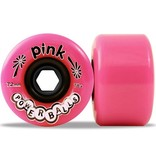 ABEC 11 ABEC 11- Powerballs- Wheel- 72mm- Pink- 78a