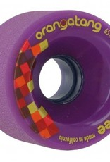 Orangatang Orangatang- Fat Free- 65mm- 83a- Purple- Wheel