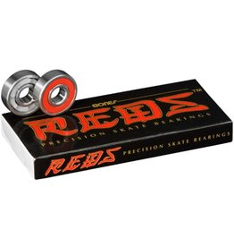 Bones Bones Bearings- Reds- Bearings- 8mm