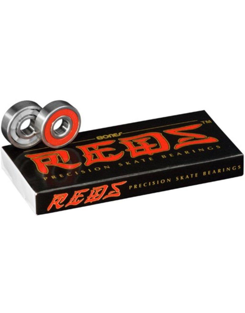 Bones Bones Bearings- Reds- Bearings- 8mm