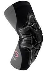 G-FORM G-FORM- Pro X- Knee Pad- Black / Black with Grey