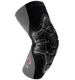 G-FORM G-FORM- Pro X- Knee Pad- Black / Black with Grey