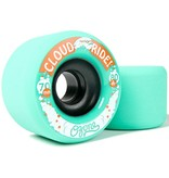 Cloud Ride Cloud Ride- Ozone- 70mm- 80a- Aqua- Wheels