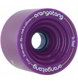 Orangatang Orangatang- In Heat- 75mm- 83a- Purple- Wheel