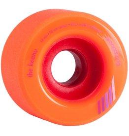 Orangatang Orangatang- The Keanu- 66mm- 80a- Orange- Wheel