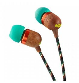 Marley- Smile Jamaica- Rasta- In-Ear- Headphone
