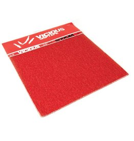 Vicious Vicious- Red- 1 piece- 10 inch x 11 inch- Grip Tape Pack