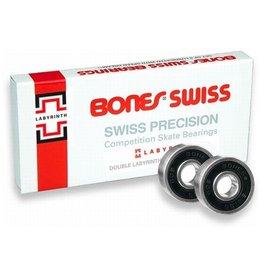 Bones Bones Bearings- Swiss Labyrinth II- Bearings- 8mm
