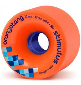 Orangatang Orangatang- Stimulus- 70mm- 80a- Orange- Wheel