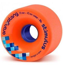 Orangatang Orangatang- Stimulus- 70mm- 80a- Orange- Wheel