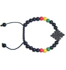 Planch Studios- Meskel- Bracelet Adjustable- Black