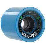 Landyachtz Landyachtz- Biggie Hawgs- 70mm- 78a- Blue- Wheels