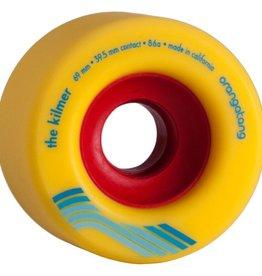 Orangatang Orangatang- The Kilmer- 69mm- 86a- Yellow- Wheel