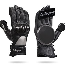 Loaded Loaded- Race- Carbon Knuckles- Slide Gloves