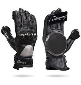 Loaded Loaded- Race- Carbon Knuckles- Slide Gloves