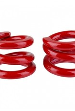 Original Original- Springs- Medium- Replacement for S Series Trucks, Red