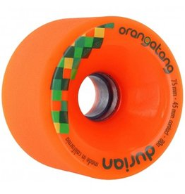 Orangatang Orangatang- Durian- 75mm- 80a- Orange- Wheel