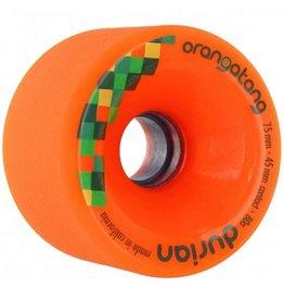 Orangatang Orangatang- Durian- 75mm- 80a- Orange- Wheel