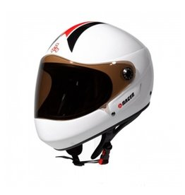 Triple Eight Triple Eight- Full Face Racer- White- Helmet