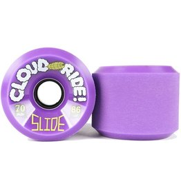 Cloud Ride Cloud Ride- Slide- 70mm- 86a- Purple- Wheels