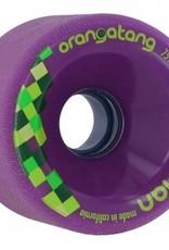Orangatang Orangatang- Durian- 75mm- 83a- Purple- Wheel