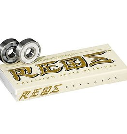 Bones Bones Bearings- Ceramic Super REDS- Bearings- 8mm