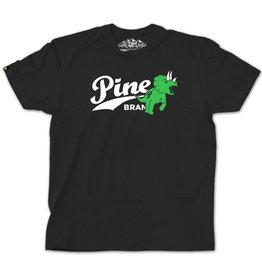 Pine Brand- Takeover- Black- T-Shirt