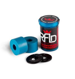 RAD RAD- Premium Bushing Set- 92a- Blue