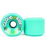 Cloud Ride Cloud Ride- Slide- 70mm- 80a- Teal- Wheels
