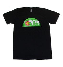Aksels Aksels- Skyline- Shirt- Neon