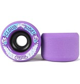 Cloud Ride Cloud Ride- Ozone- 70mm- 86a- Purple- Wheels