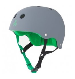 Triple Eight Triple Eight- Brainsaver- Carbon Rubber- Helmet