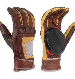 Loaded Loaded- Advanced Freeride- Leather- Slide Gloves