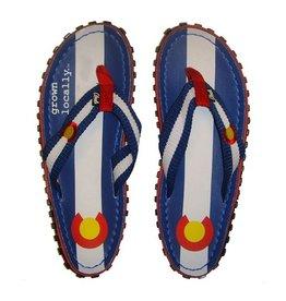 Aksels Aksels- Colorado Grown Local- Flip Flop- 2013
