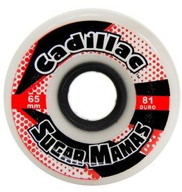 Cadillac Cadillac- Sugar Mamas- 65mm- 81a- White- Wheel