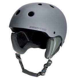 Pro-Tec Pro-Tec- Classic Snow- Gray- Helmet