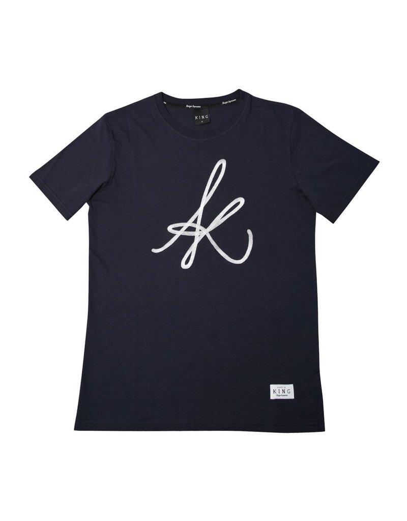 King Apparel- Signature- Shirt- Navy