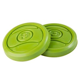 Sector 9 Sector 9- Circular Puck Pack- Green- Set of 2